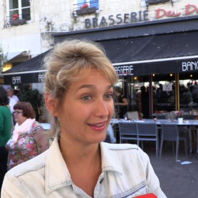 Caroline ANGLADE Festival Fiction TV La Rochelle