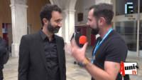 Mathieu MADENIAN Festival Fiction TV La Rochelle 2019