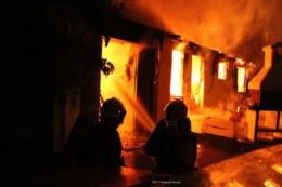 Un incendie s'est déclaré dans une maison charentaise à Ardillières