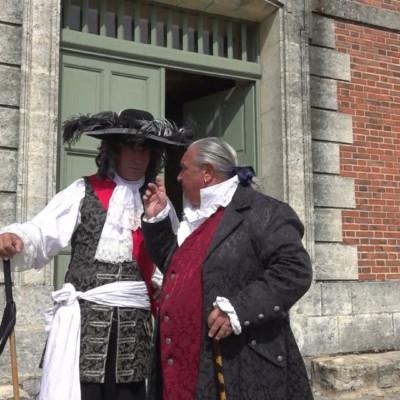 Visite théâtralisée Sur les pas de Vauban à Brouage