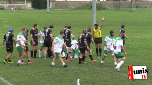 ARM Marans Rugby Villeneuve match