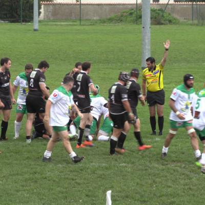 ARM Marans Rugby Villeneuve match
