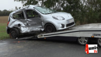 Aigrefeuille accident route mort voiture