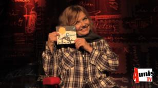 Longèves. Dans les Fauteuils de l'Envol avec Diane TELL et son dernier album HAÏKU.