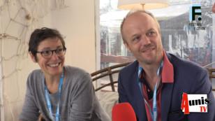 Festival de La Fiction TV De La Rochelle 2019. Avec Médiane Art et Communication, coach d'acteurs