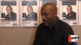La Rochelle. Harry Roselmack sort en DVD et VOD son tout premier film : Fractures. Interview