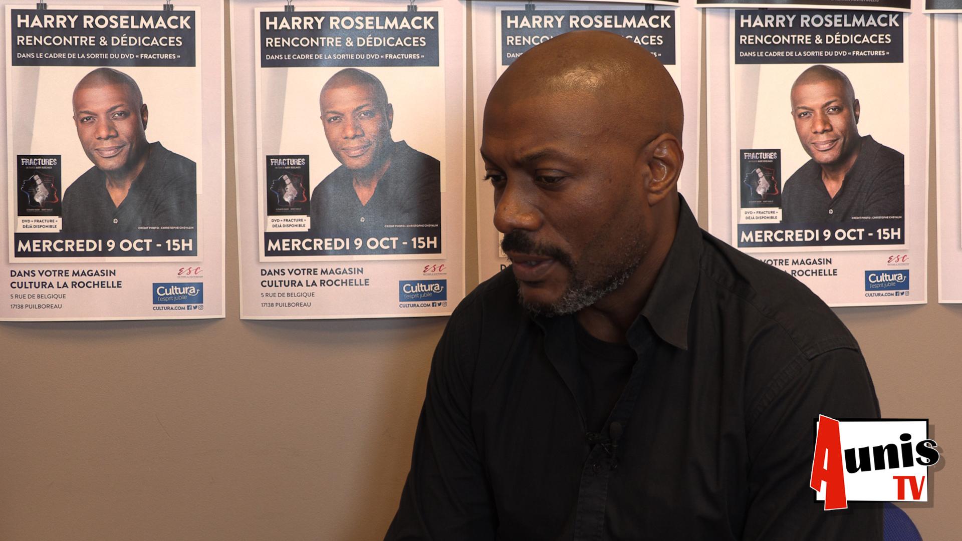 Harry Roselmak Réalisateur Cultura La Rochelle film Fractures