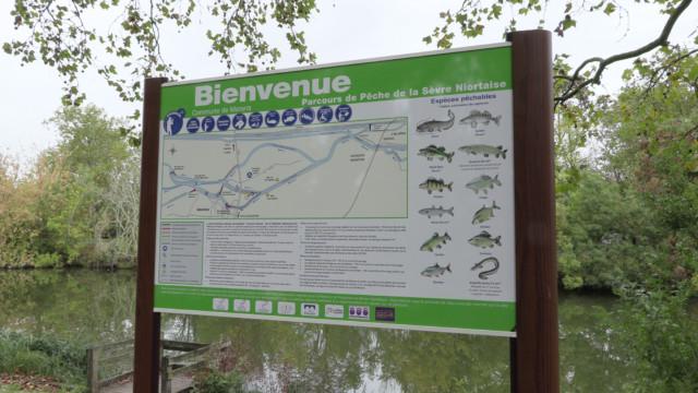 Parcours passion label Marans pêche