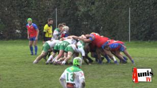 Rugby. Promotion honneur. Marans bat Juillac Objat 11 à 5