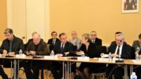 Reunion à La Prefecture de la Charente-Maritime pour une alternative à l'A831
