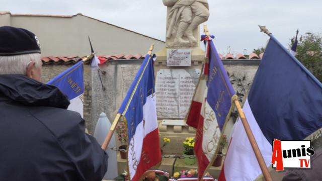 commémoration 11 novembre Longèves