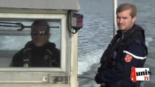 La Tremblade. Opération de surveillance et de contrôle des parcs ostréicoles par les Brigades nautiques de la Gendarmerie