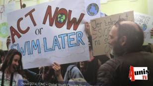 La COP 25 s'invite à Longèves jusqu'au 6 décembre prochain