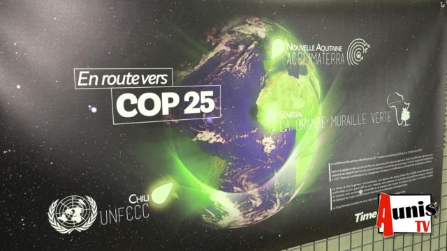 Biosphère 2030 Cop 25 Longèves Aunis