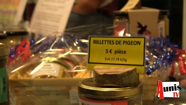 Ma-Coop Supermarché participatif La Rochelle Pigeon Marans