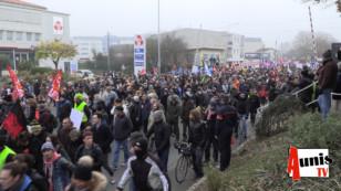 La Rochelle et Rochefort : un jeudi de manifestations anti-réforme des retraites