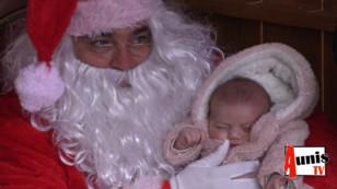 A La Ronde, le Père Noël et un Son et Lumière ont fait le show au marché de Noël