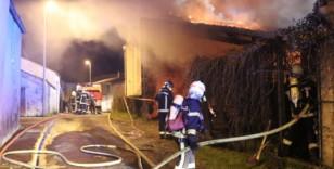 Vouhé : un homme gravement brûlé dans l'incendie de sa maison