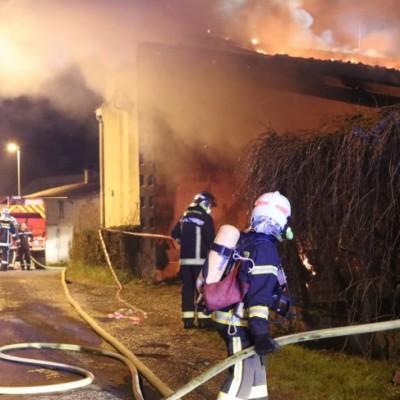 sdis17_incendie D.Vaujour