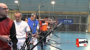 130 archers réunis au concours de tir en salle qualificatif à Aytré