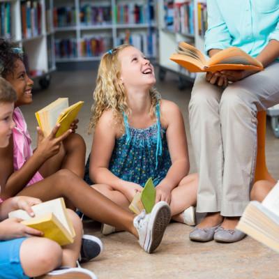 Enfants-lecture