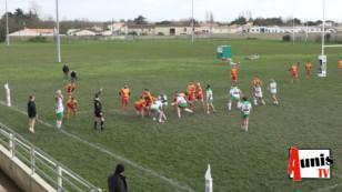 Marans : Rugby Promotion Honneur. L'ARM s'impose largement face à Jarnac