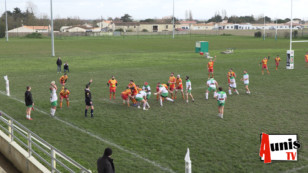 Match Rugby Marans Jarnac ARM Championnat