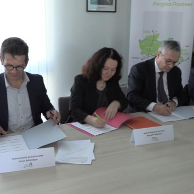 Contrat local de santé Aunis Atlantique
