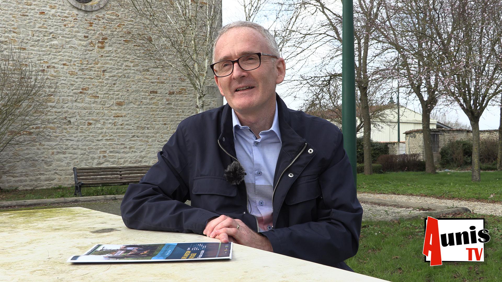 Dominique Lecorgne Municipales 2020 Longèves