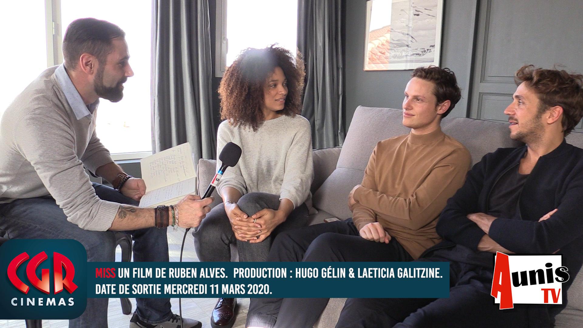 Film MISS Cinémas CGR La Rochelle Alves Celma Wetter