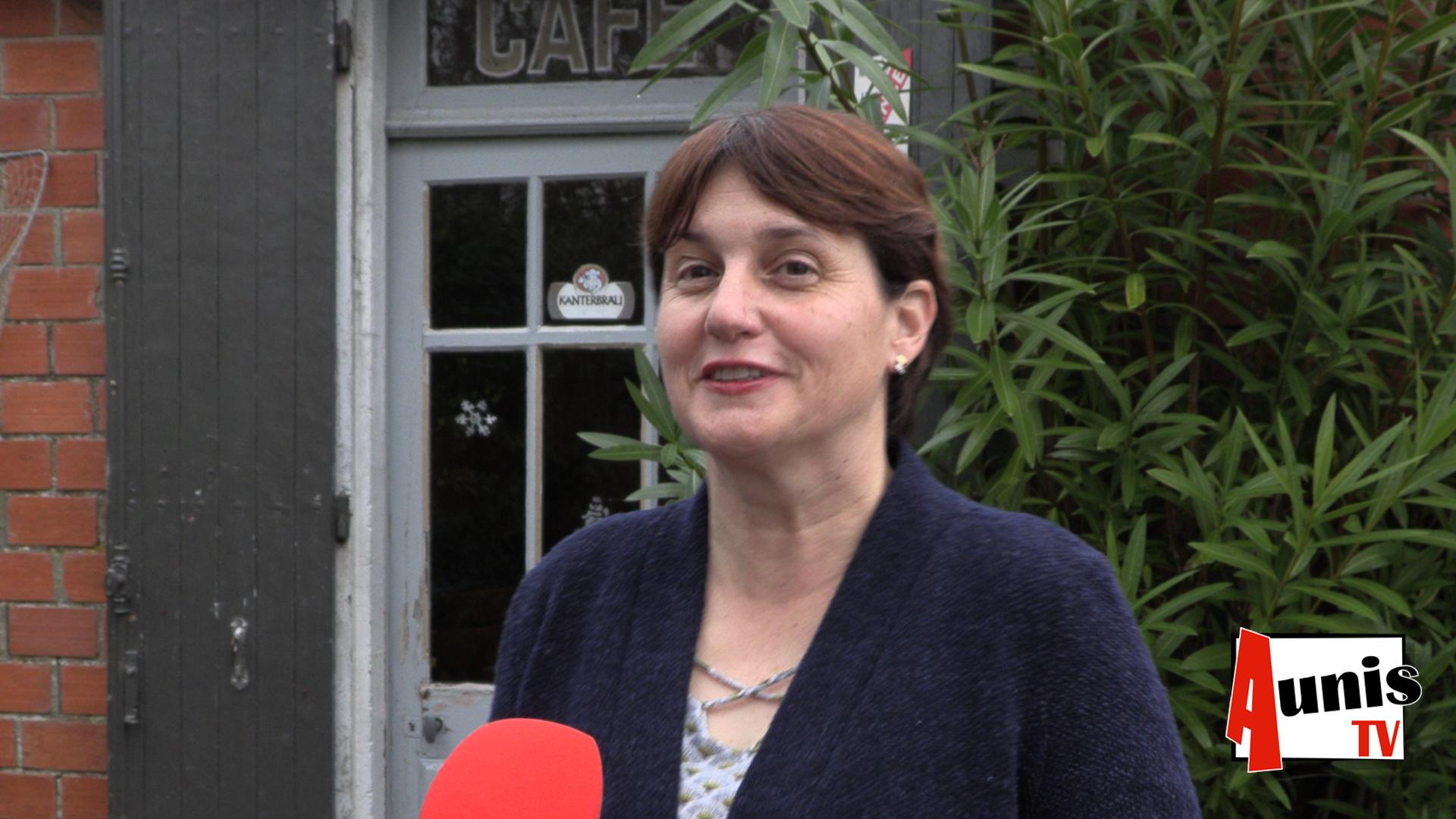 Karine Dupras Municipales 2020 Andilly Les Marais