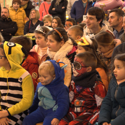 Marans Mardi gras Carnaval les Brindezingues