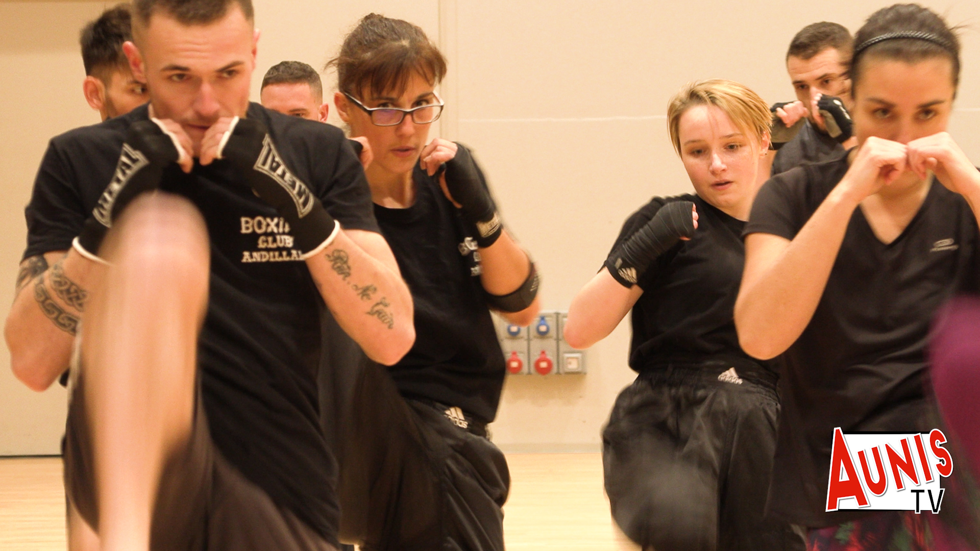 Boxing Club Andillais Open de Paris Full Contact