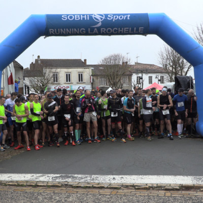 Cours'Son Nature 2020 Courçon trail