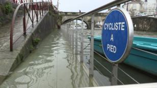 Marans : le nord de la Charente-Maritime placé en vigilance orange crues inondations ce mardi 10 mars à 18h30
