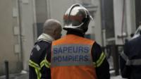 21 sapeurs pompiers sont intervenus pour maitriser le sinistre. (© Ludovic Sarrazin)
