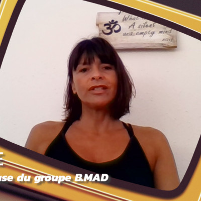Béatrice groupe B.mad Confinement obligatoire