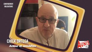 Série. Confinement Obligatoire #4. Avec Chick Ortéga, acteur et comédien