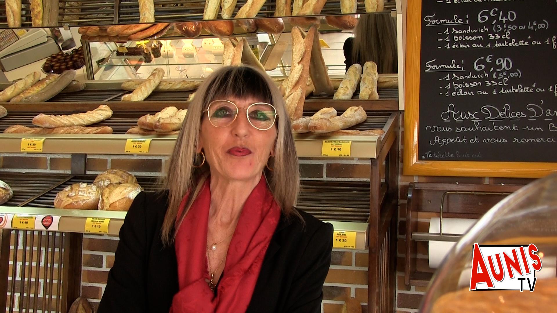 Fabienne Verger Boulangerie Patisserie Aux délices d'Antan