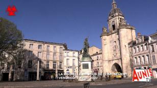 La Rochelle en images au 18e jour de confinement ce vendredi 3 avril 2020