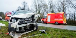 accident de la route SDIS 17 D labarsouque