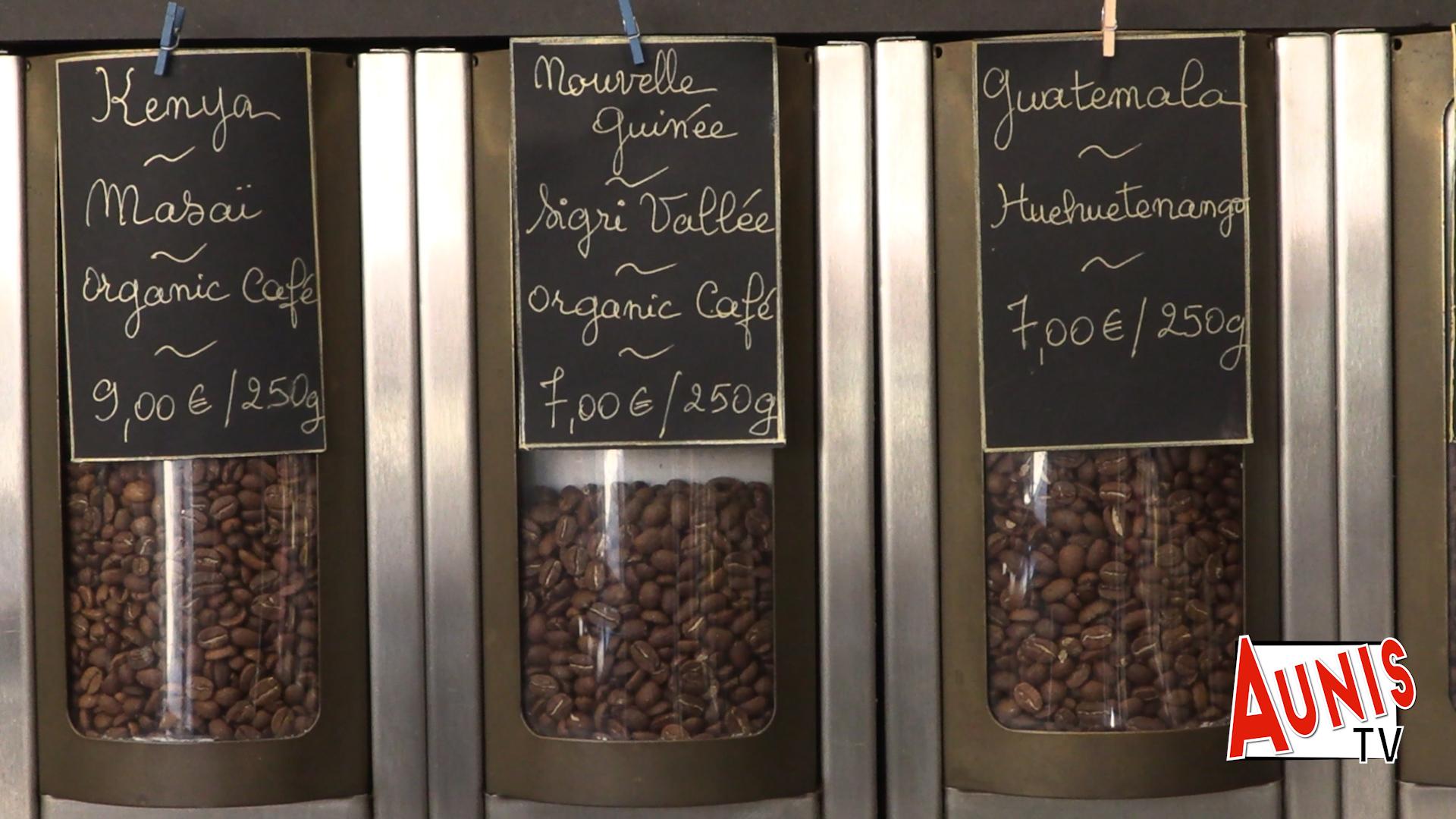 Les cafés à emporter La Rochelle
