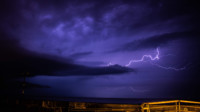 Les orages sur l'ïle de Ré samedi et dimanche 11 mai 2020 - 03 ©dodoorage17