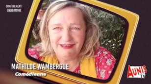 Série. Confinement Obligatoire #12. Avec Mathilde Wambergue, comédienne réincarnée en œuf de Pâques
