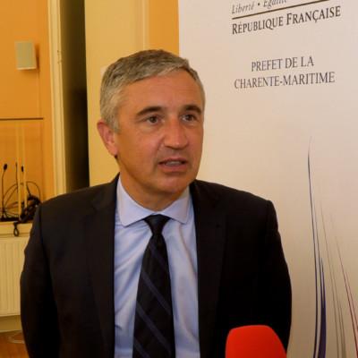 Pierre Molager secrétaire général prefecture et sous prefet de La Rochelle