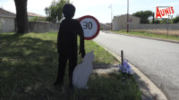 Angiré insécurité automobile zone 30