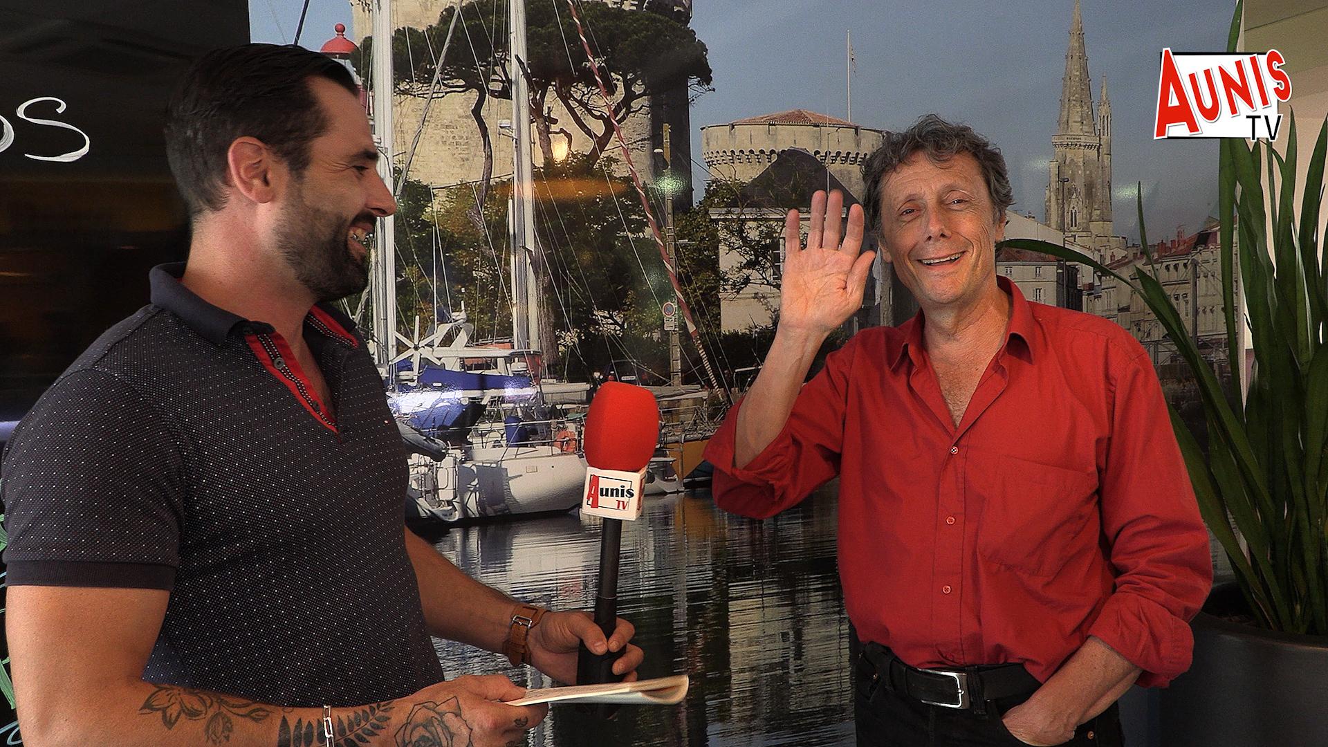 Antoine de Maximy La Rochelle CGR cinémas avant première