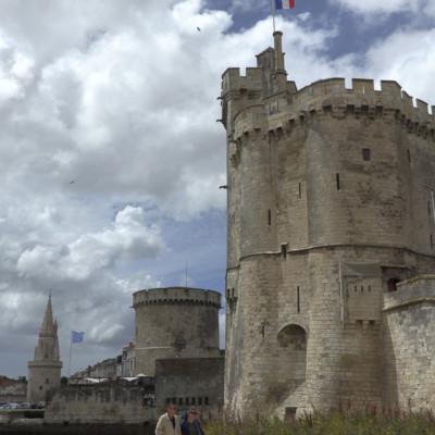 Les 3 tours de La Rochelle