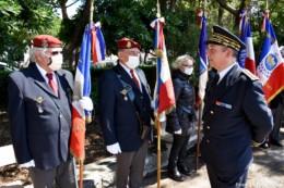 La Rochelle : retour en images sur la célébration des 80 ans de l'appel du 18 juin 1940