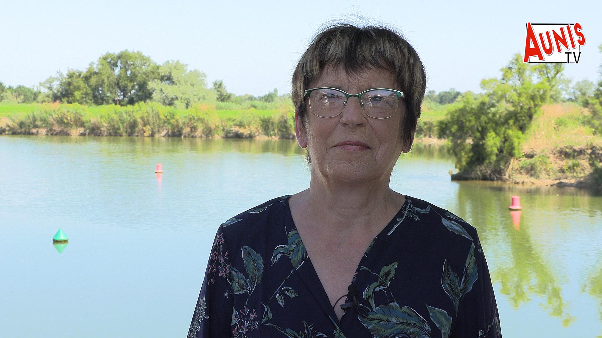 Mauricette Maingot Municipales 2020 Marans